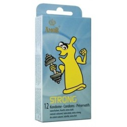 Amor Strong Condoms 12 pack