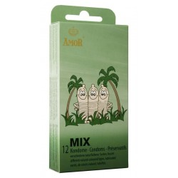 Amor Mix Condoms 12 pack