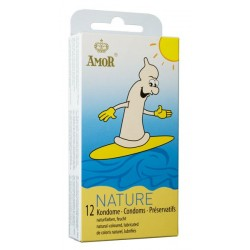 Amor Nature Condoms 12 pack