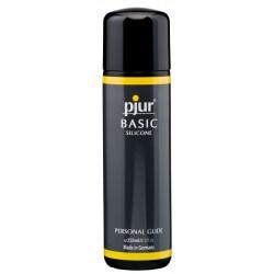 Lubricante Pjur Basic Silicone 250ml