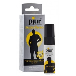 Lubrifiant Pjur Superhero Performance Spray 20 ml