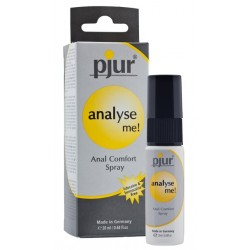 Lubrifiant Pjur Analyse Me! Anal Comfort Spray 20 ml