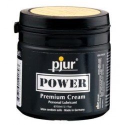 Lubrifiant Pjur Power Premium Creme 150 ml