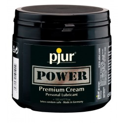 Lubrifiant Pjur Power Premium Creme 500 ml