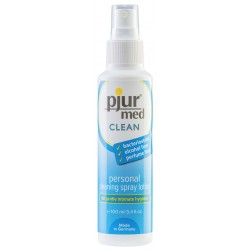Lubrifiant Pjur Med Clean Spray 100 ml