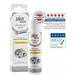 Lubrifiant Pjur Med Premium Glide 100 ml
