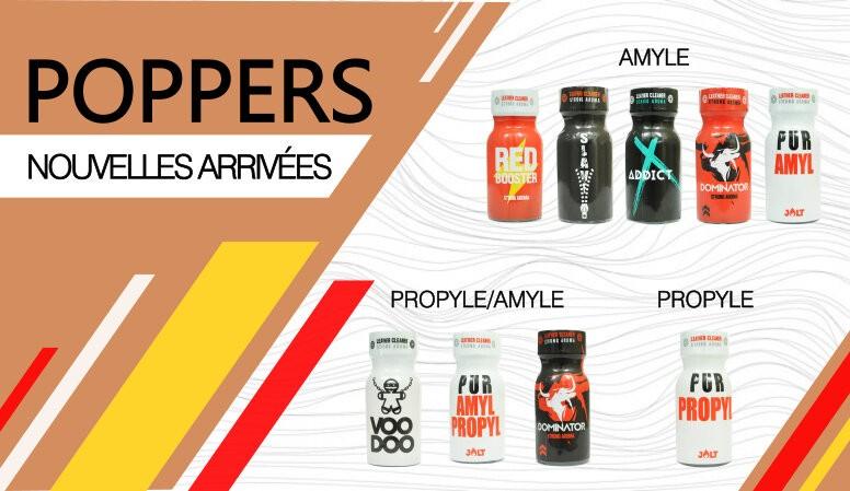 Acheter Poppers Jolt online