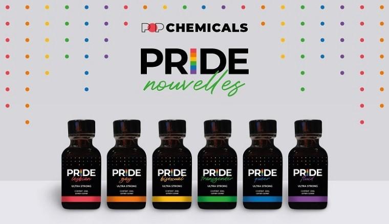 Maintenant Disponible Popadelic Pride