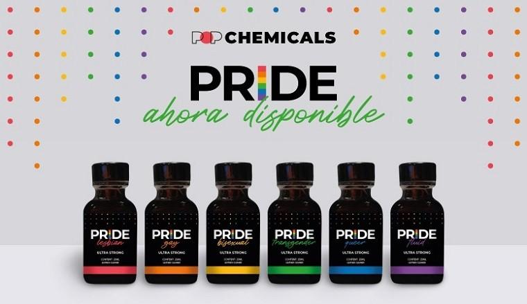 Ahora Disponible Popadelic Pride