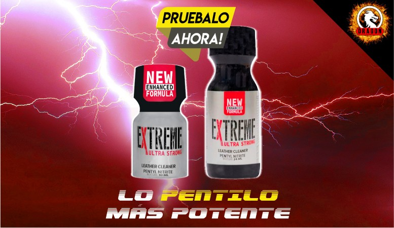 Popper Extreme Ultra Strong