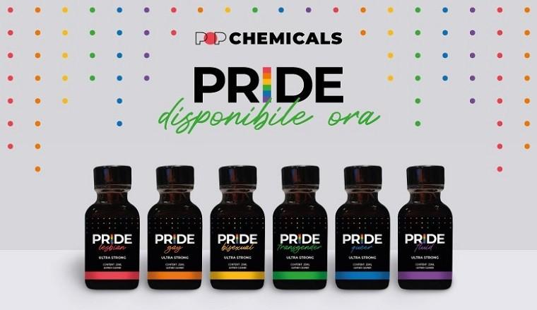 Ora Disponibile Popadelic Pride
